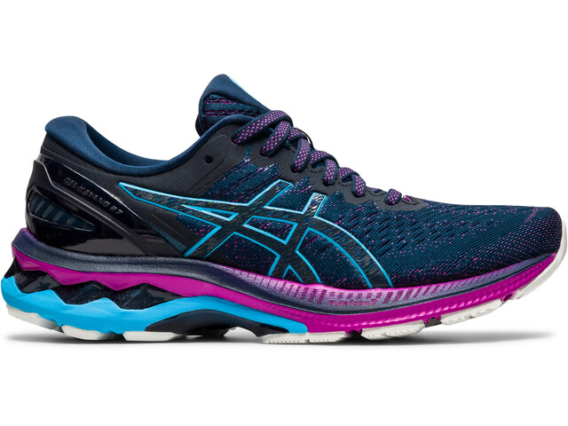 asics Gel-Kayano 27 Shoes Women, french blue/digital aqua